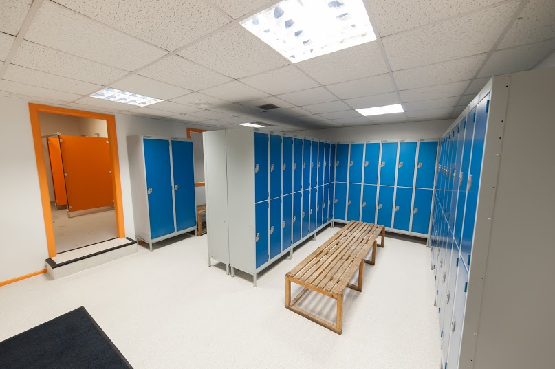 Majestic gym bournemouth free weight gym changing shower